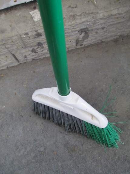 My broom
