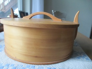 Norwegian Bentwood Box