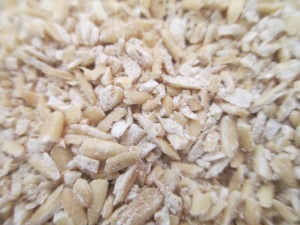 Milled oat groats sometimes called Scottish Oats.